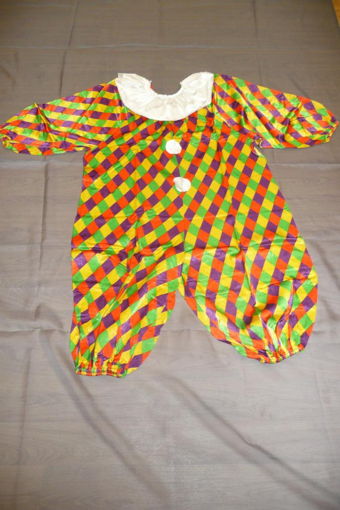 Costumes Arlequin (x3) - 10/12 ans
